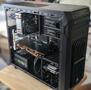 R9 390, I7 6700k, 16GB RAM, 1TB HDD Prebuilt Gaming PC (Read Description)