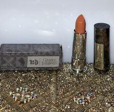 Nib ~ Urban Decay Game of Thrones Collection Vice Lipstick Sansa Stark / Full Sz