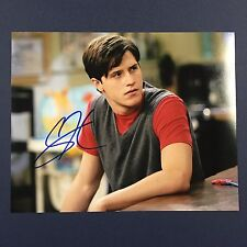 SHANE HARPER SIGNED 8x10 PHOTO AUTOGRAPHED HOT SINGER ACTOR GOOD LUCK CHARLIE