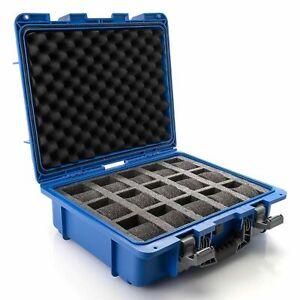 Invicta Reserve 15 Slot Diver Watch Case 4 Venom SAN III, IV (DC15BLU) BLUE/GOLD