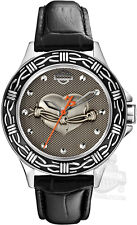 Bulova Harley-Davidson Womens Watch. 76L165. Live to Ride with Harley-Davidson