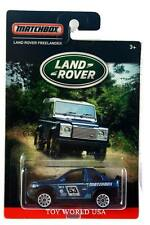 2016 Matchbox Land Rover Series Land Rover Freelander