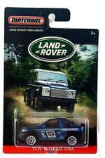 2016 Matchbox Land Rover Series Land Rover Freelander
