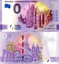 BILLET 0 EURO - 2020-2 - BEAUVAIS - CATHÉDRALE SAINT-PIERRE - UETB000502