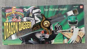 Mighty Morphin Power Rangers Dragon Dagger