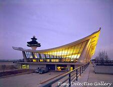 Dulles International Airport, Chantilly, Virginia - Giclee Photo Print