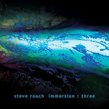 Immersion: Three by Steve Roach (CD, Jun-2007, 3 Discs, Projekt Records)