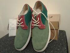 COMME DES Garcons pointer colour block suede shoes uk size 6 bnib