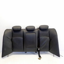Seat Rear Back Leather (REF.820) 03 Mercedes C270 Cdi W203 Saloon