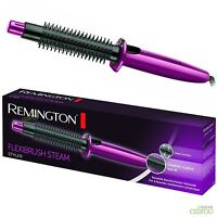 Remington Womens Flexibrush Steam Hot Air Ceramic Hair Styler Styling Brush CB4N