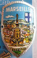 Marseille Marseilles new badge mount stocknagel hiking medallion G9833
