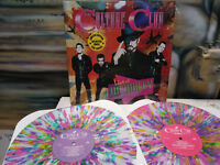 CULTURE CLUB - LIVE AT WEMBLEY 2016 Splatter Vinyl LP Boy George  New Wave
