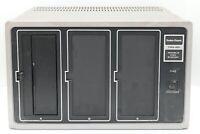 "RADIOSHACK TRS-80 MODEL II DISK SYSTEM CAT NUMBER 26-4160 8"" Floppy Powers On"
