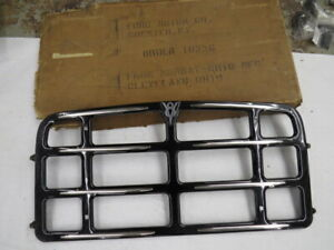 EXTREMELY RARE 1935 1936 Ford NOS luggage rack No Reserve!! 1934 flathead