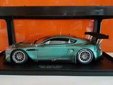 Autoart. Aston Martin DBR9-24HRS Le Mans 2005, Green, 1:18, Artikel  Nr.:80503