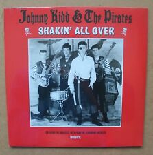 JOHNNY KIDD & THE PIRATES - SHAKIN' ALL OVER 180g VINYL LP NEW SEALED