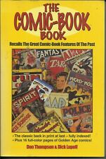 Comic-Book Book by Don Thompson & Dick Lupoff