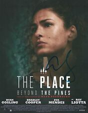 Eva Mendes signed Place Beyond Pines 8x10 photo -  Hitch