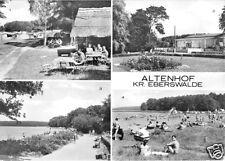 AK, Altenhof Kr. Eberswalde, vier Abb., 1980