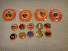 Loot Crate Pin & Button Lot of 14
