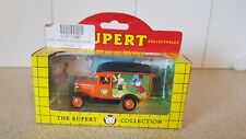 LLEDO - RUPERT BEAR COLLECTION - 1928 CHEVROLET VAN SMALL SCALE MODEL 21045