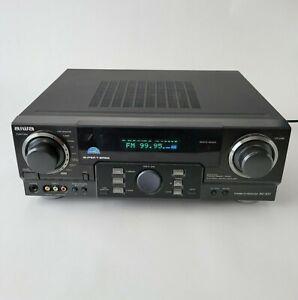 Aiwa AV-S17U Stereo AV Receiver No Remote Good Condition