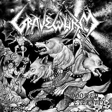 Gravewurm - Doomed To Eternity [CD]