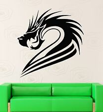 Wall Stickers Vinyl Decal Fantasy Mythical Chinese Dragon Wall Decor Mural ig038