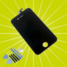 Pantalla LCD para iPhone 4 negro vidrio pantalla táctil retina nuevo embalaje original &