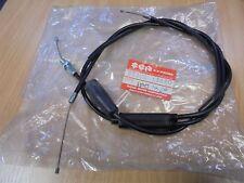 1984-94 TS50 TS50X TS50XK E1 E21 NEW Genuine SUZUKI Throttle Cable 58300-13660