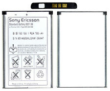 Genuine Sony Ericsson BST36 900mAh Battery For J300 W350i Z550i K310i W200i T280