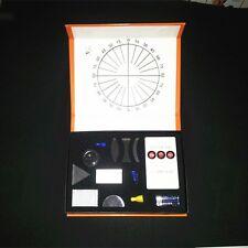 Optical Concave Convex Lens Prism Set Physical Optical Kit Laboratory Equipment