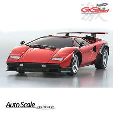 KYOSHO MINI Z Autoscale Lamborghini Countach LP500s 50th Ann Limited Edition Red