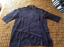Zara T-shirt With Opening At The Back size L Steel