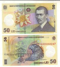 Romania  50 lei    2005  FDS  UNC  Pick 120  lotto 2738