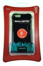 "UR1413-A89C  BALLISTIC Urbanite GLOW for iPhone 6 4.7"" (Black/Green)"