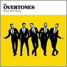 Overtones Sweet Soul Music CD 13 Track European WEA 2014