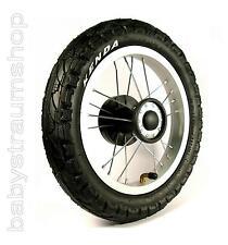 Safety 1st Ideal Sportive Reifen Mantel  2 x + Schlauch 2 x  gebogenes AV