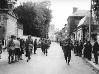 7x5 Gloss Photo wwCBE Normandy Invasion WW2 World War 2 473