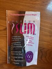 Plexus Slim! 30 Day Supply ~ All Natural -NO GMO! Get Healthy & Loose Weight!