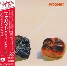 FOGHAT ROCK & ROLL CD MINI LP OBI Savoy Brown Roger Earl Peverett Price Stevens