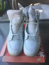 Authentic Pony Shoes Vintage Size 12?white Natural New
