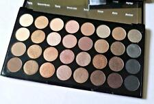 MAKEUP REVOLUTION Beyond Flawless EYESHADOW PALETTE 32 COLOURS Matte & Metallic