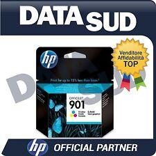CARTUCCIA HP 901 ORIGINALE TRI-COLORE INK-JET PER HP Officejet 4500, 4500 G510..