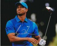 Tiger Woods PGA Masters Champion Autographed 8x10 Photograph - REPRINT