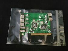 Zonet USB2.0 + Firewire PCI Combo Card ZUC2400