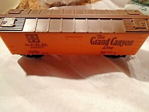 HO Scale Grand Canyon Santa Fe