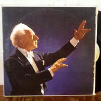 Leopold Stokowski Landmarks of a Distinguished Career LP Capitol FDS VG+