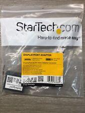NEW StarTech DisplayPort Adapter - Display Port To DVI Adapter Converter