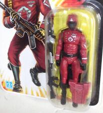 GI Joe 25th Anniversary Cobra Elite Trooper Crimson Guard '08 MOSC Hasbro figure